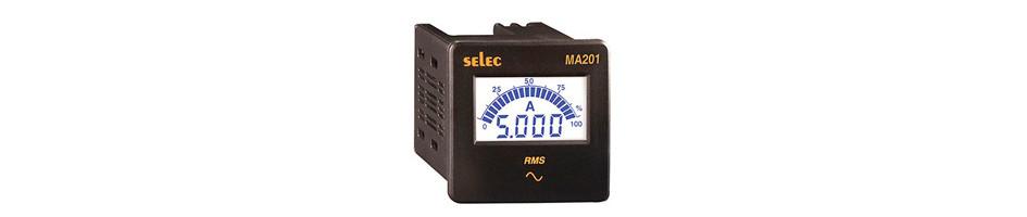 Medidores de LCD