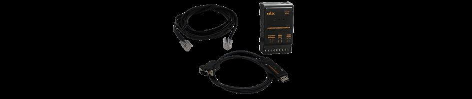 Accesorios para PLC COMPACTOS Y MODULARES