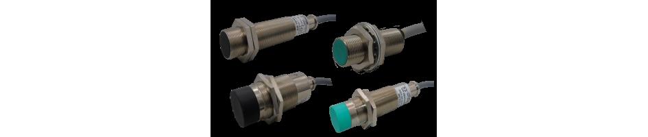 Sensores Cilíndricos Inductivos