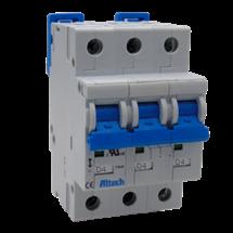 Interruptor Miniatura 3 Polos