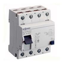 Interruptor 25A/30mA, 3P+N