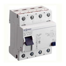 Interruptor 40A/30mA, 3P+N